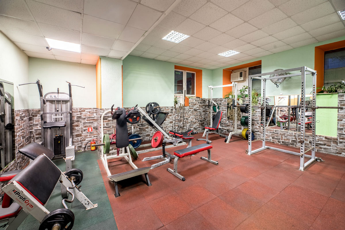 Тренажерный зал в Минске, ул. Грушевская, 83, (метро Грушевка)