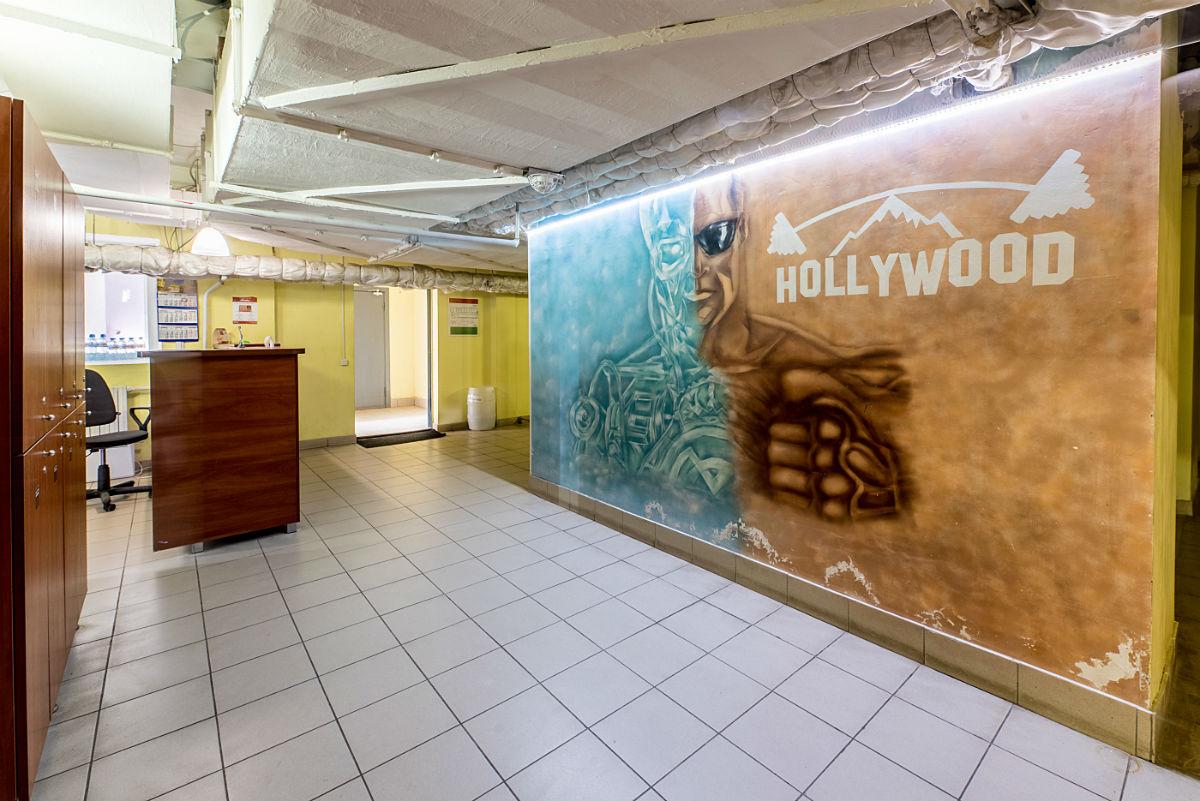Тренажерный зал в Минске, ул. Яна Чечота, 20 (метро Малиновка)